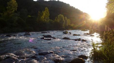Video Gita sull'Avisio 2011